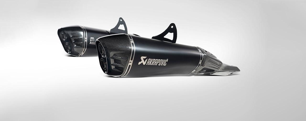 Akrapovic für die neue Suzuki Hayabusa 2021