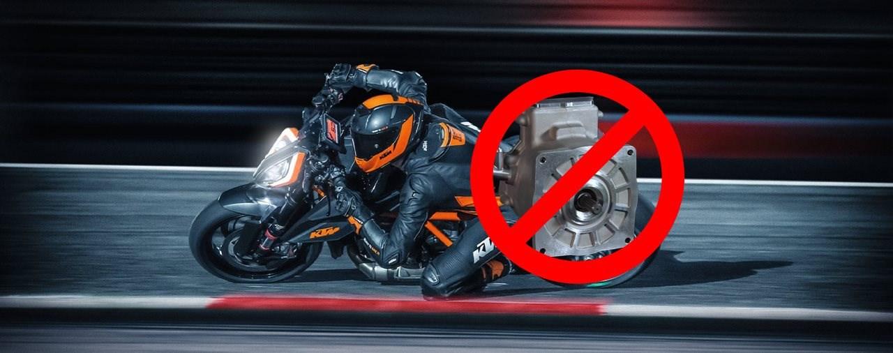 """KTM: """"Auch in Zukunft KEINE E-Antriebe für große Motorräder"""""""