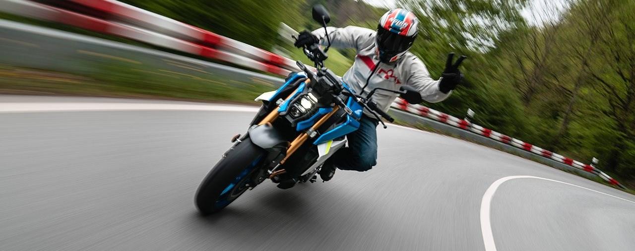 Suzuki GSX-S1000 exklusiver Test 2021