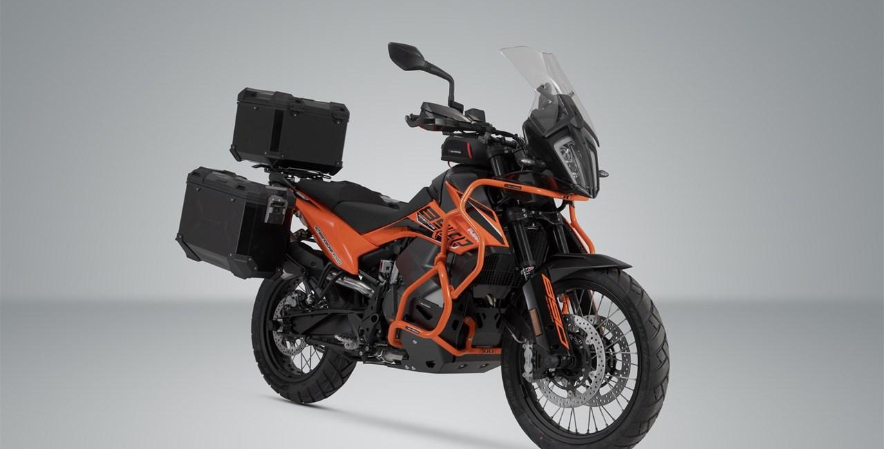SW-Motech Zubehör und Gepäcksysteme für die KTM 890 Adventure