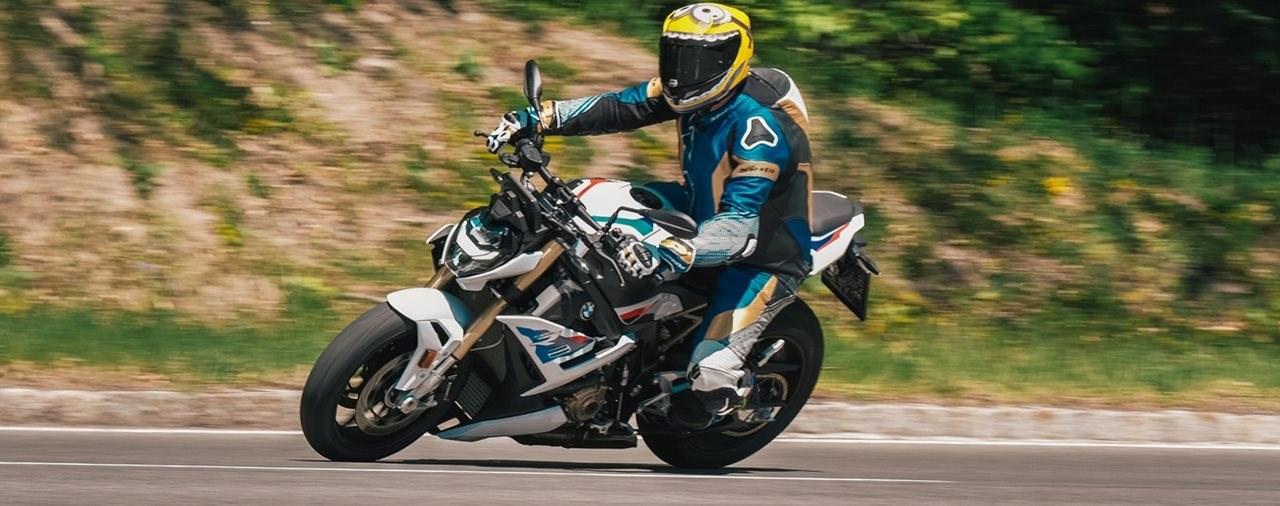 Hyper Naked Bike Vergleich 2021 - BMW S 1000 R