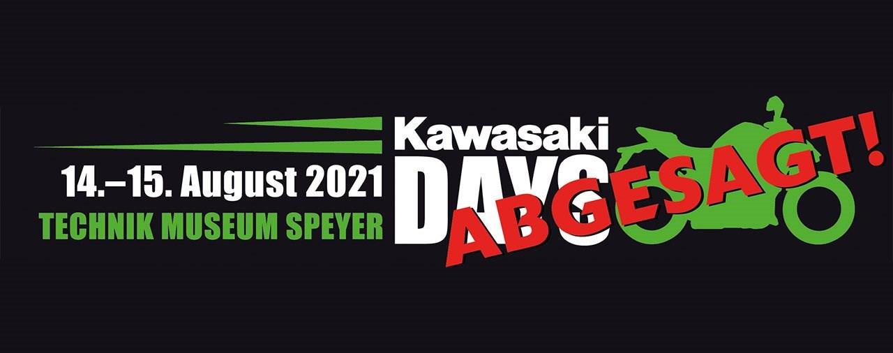 Kawa Days 2021 am Technik Museum Speyer abgesagt