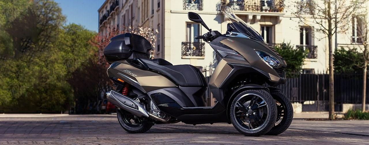 Neuer Peugeot Metropolis SW und Metropolis GT 2021