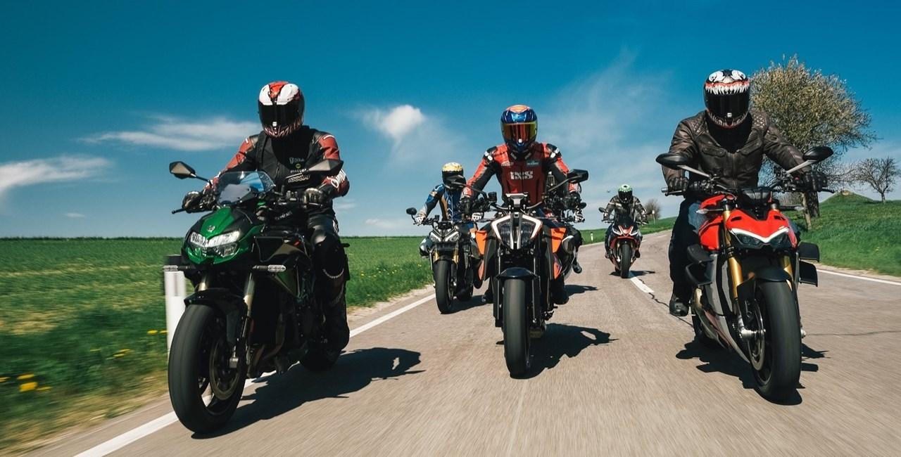 Nakedbike Übersicht 2021 und Preisvergleich für Österreich