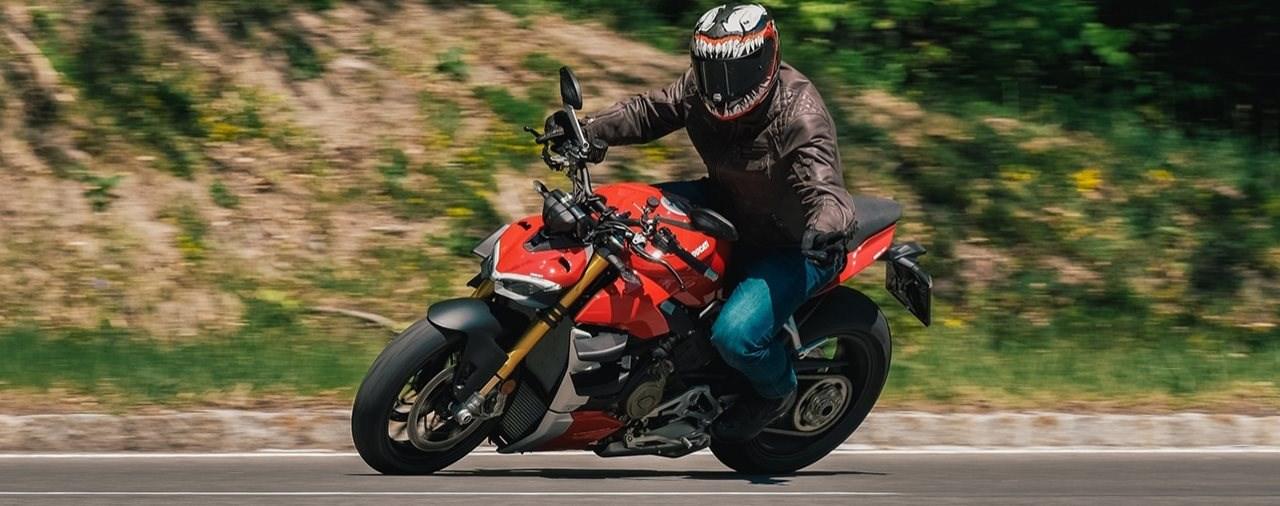 Hyper Naked Bike Vergleich 2021 - Ducati Streetfighter V4 S