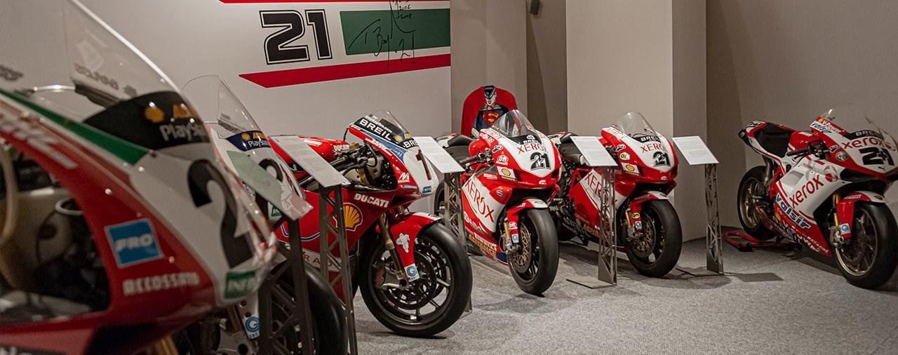 20 Jahre seit Troy Bayliss' erstem Titel - Ducati feiert!