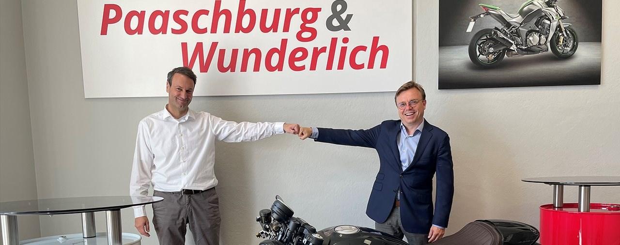 Bihr erwirbt Paaschburg & Wunderlich