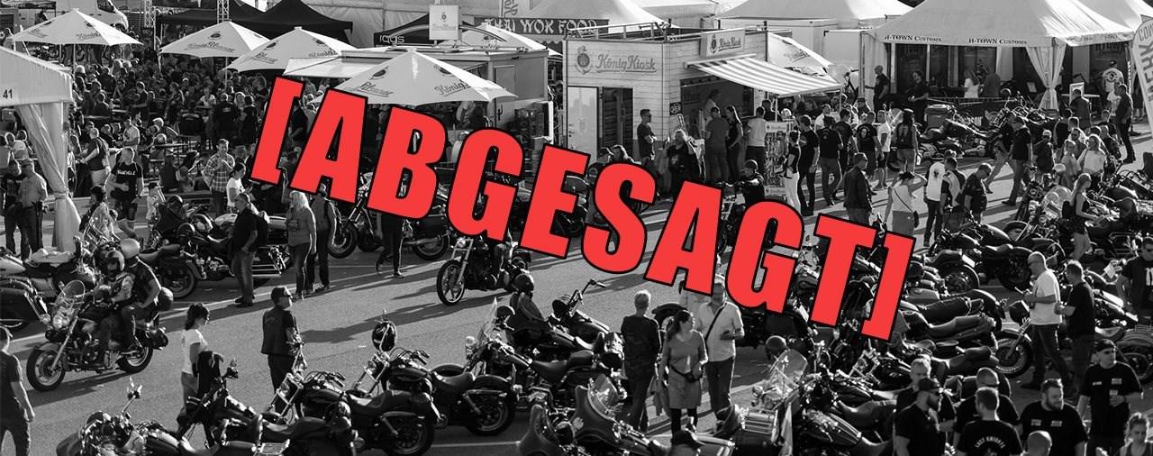 Hamburg Harley Days 2021 ABGESAGT!