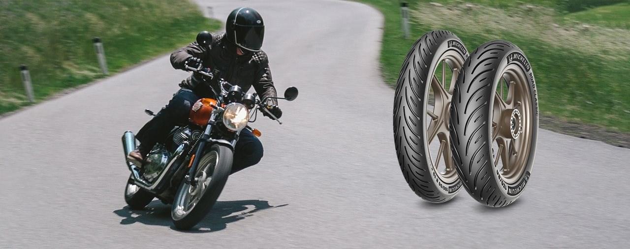 Michelin Road Classic Reifentest