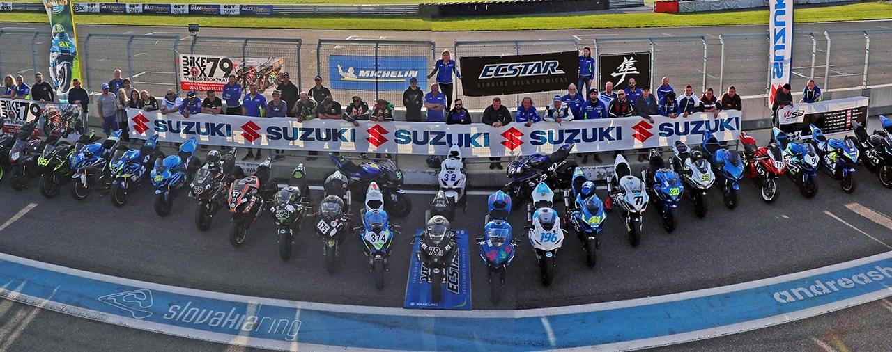 Suzuki GSX-R Challenge 2021