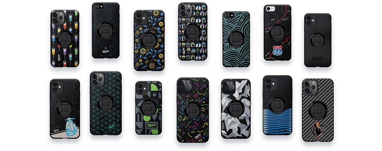 SP Connect Phone Cases nun in verschiedenen Designs erhältlich!