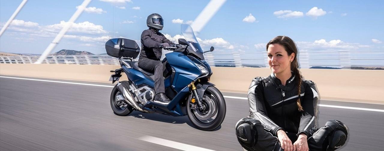 Honda Forza 750 - Der stärkste Motorroller im Alltags-Check