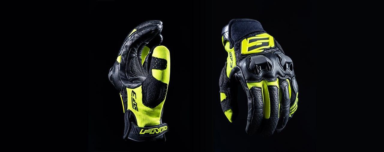 Five SF3 Motorrad Handschuh