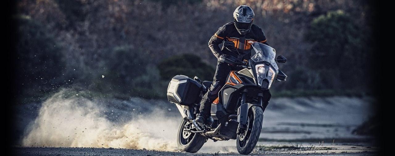 World Adventure Week fahren und KTM Super Adventure S gewinnen!