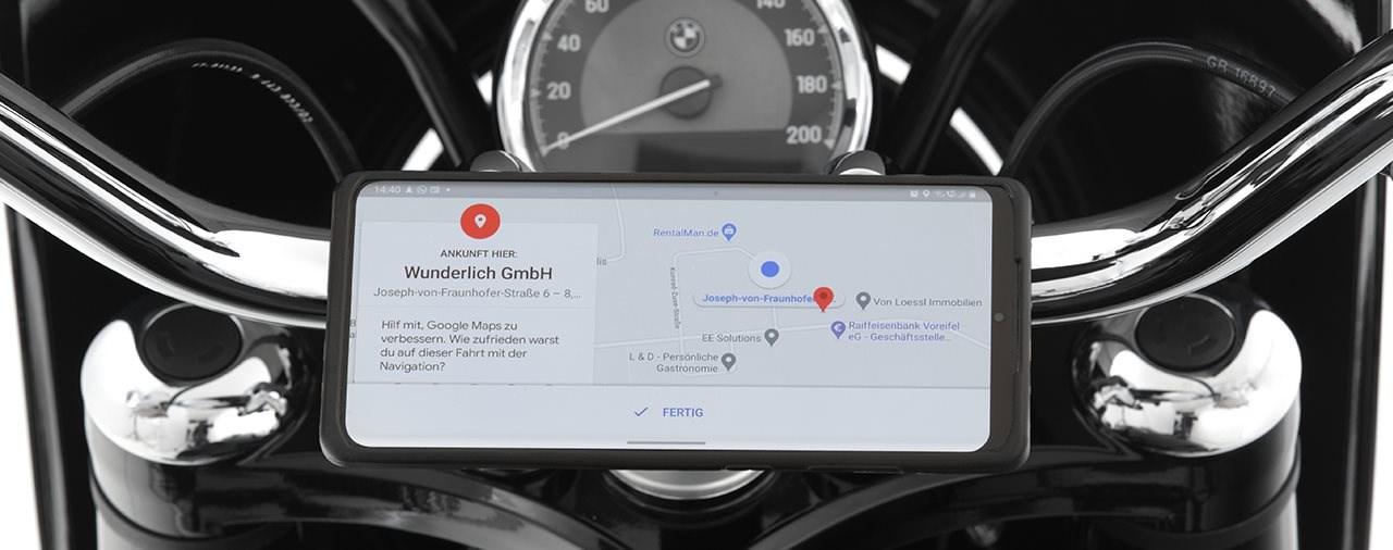 Wunderlich Geräteträger Universal für BMW R 18