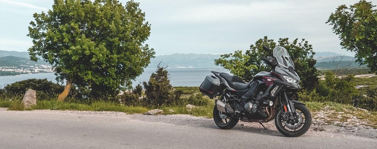 Kawasaki Versys 1000 S 2000 km Reisetest: Reiseenduro-Vergleich