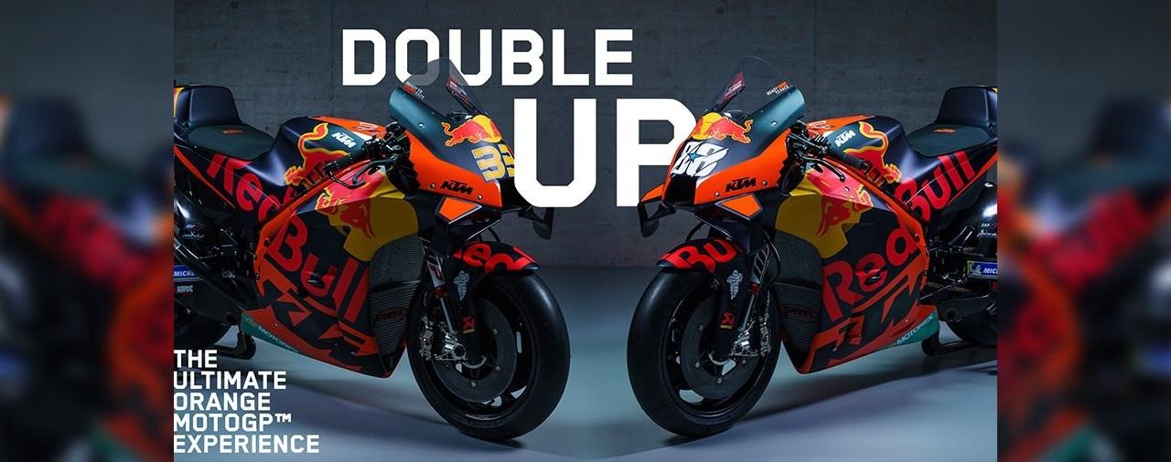 KTM MotoGP Tickets: Zwei Jugendlichen-Tickets zum Preis von einem