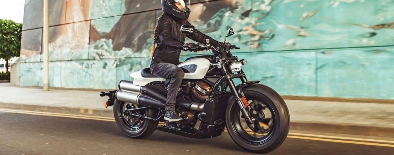 Sie ist zurück! Neue Harley-Davidson Sportster S 2021