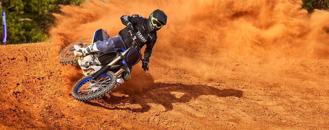 Yamaha Motocross Modelle 2022