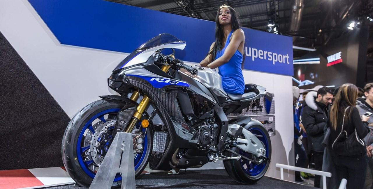 Teilnahme von Yamaha an EICMA 2021 bestätigt