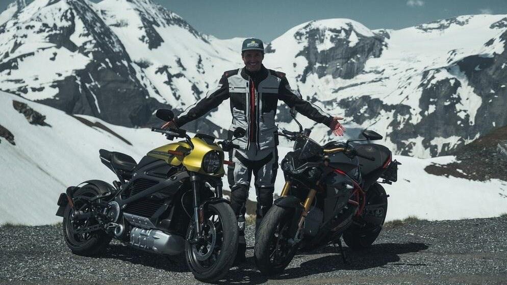 Harley-Davidson Livewire und Energica Eva Ribelle RS im Vergleich