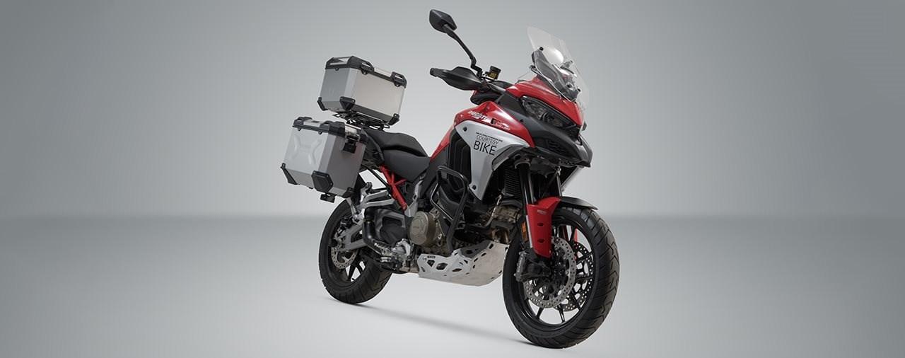 Zubehör für die Ducati Multistrada V4 von SW-Motech