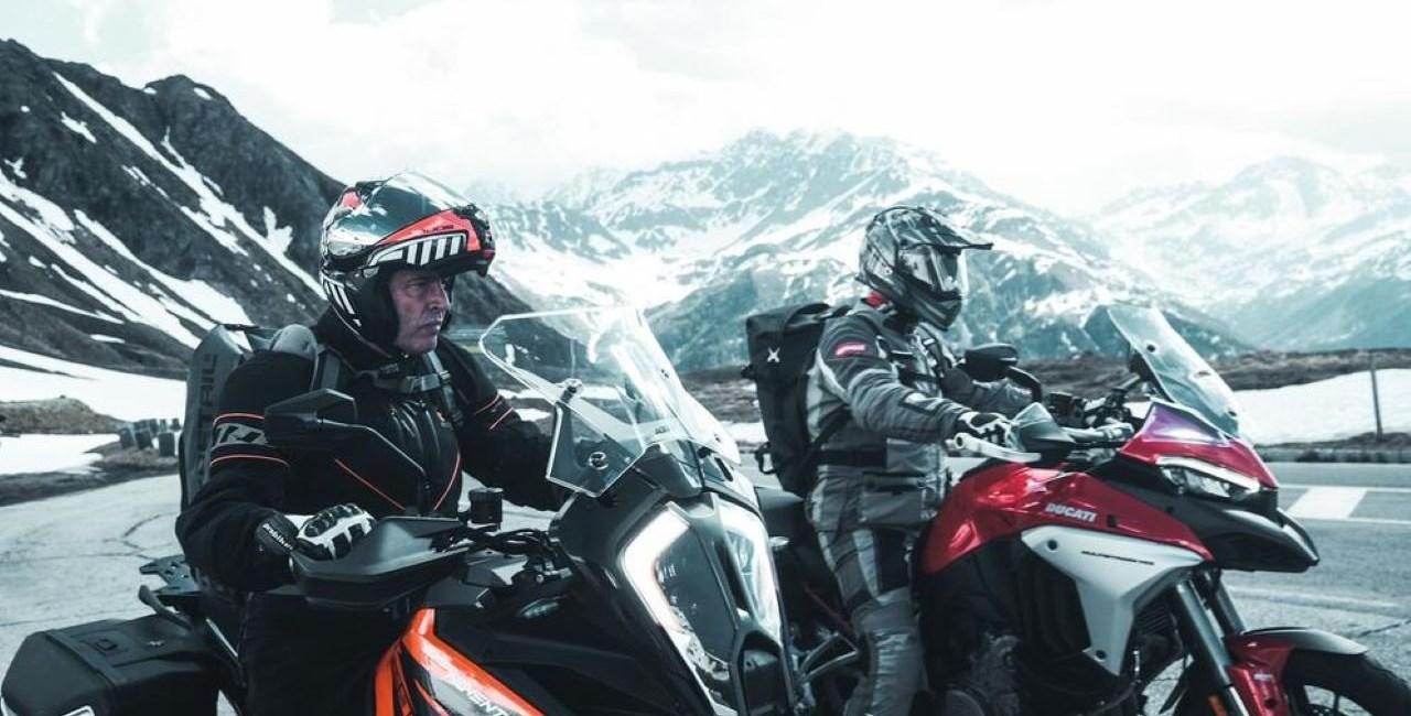 Ducati Multistrada V4 S vs KTM 1290 Super Adventure S