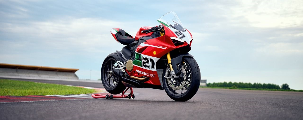 Ducati Panigale V2 Troy Bayliss Special Edition