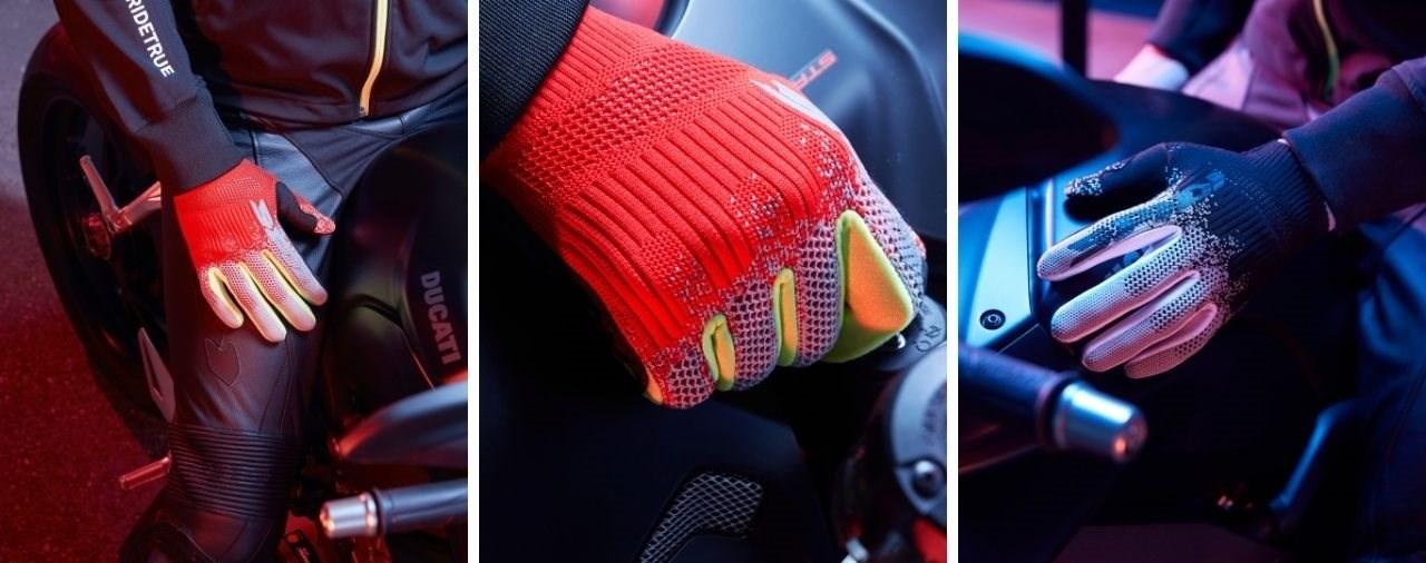 Der neue Spidi X-Knit Motorradhandschuh