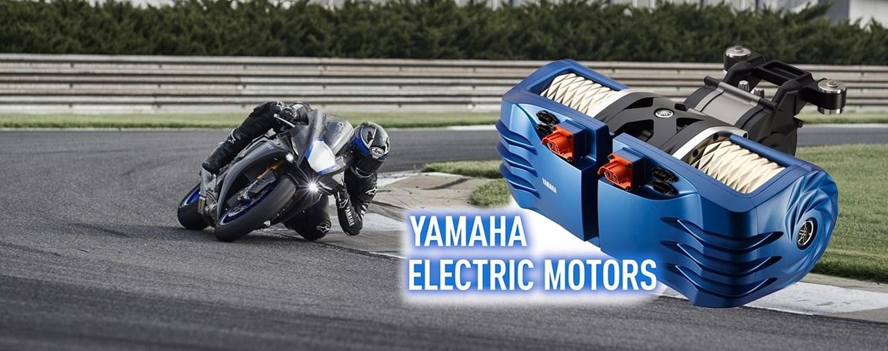 Elektro-Motorräder nun auch bei Yamaha auf dem Vormarsch