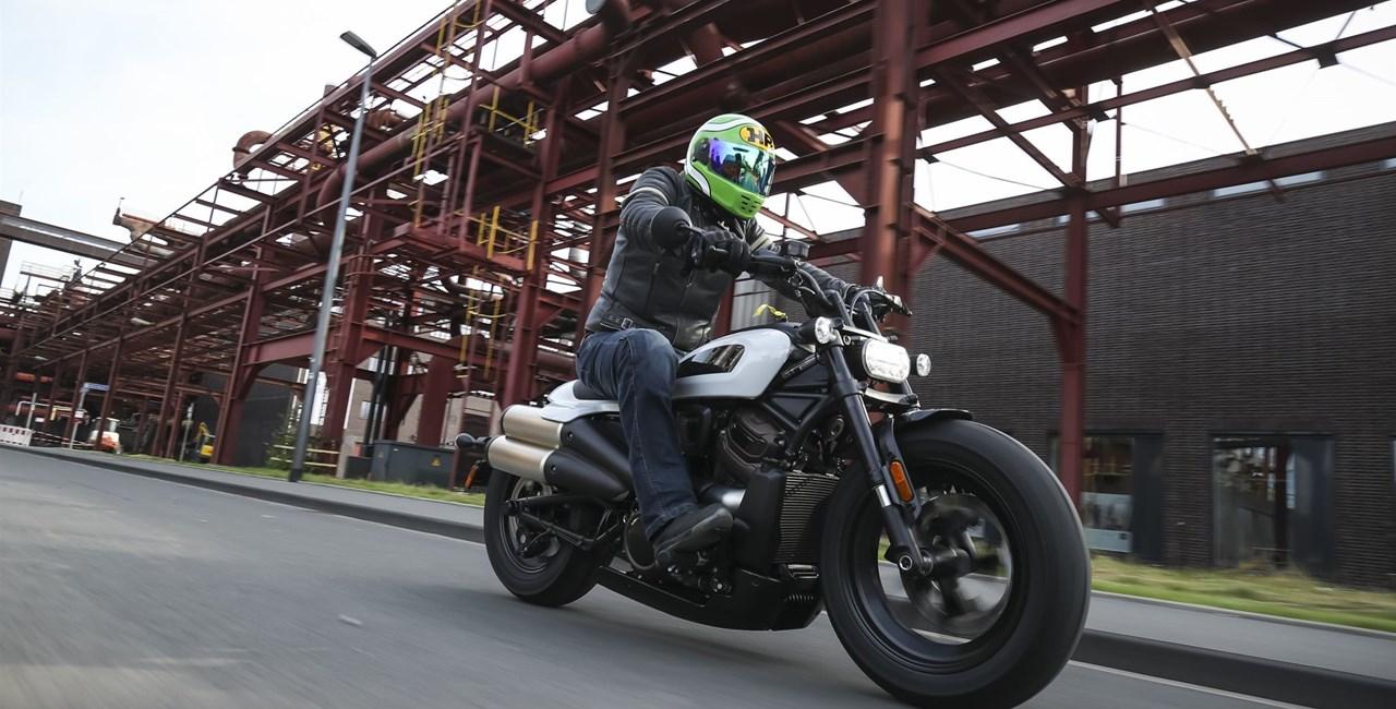 Harley-Davidson Sportster S Test 2021