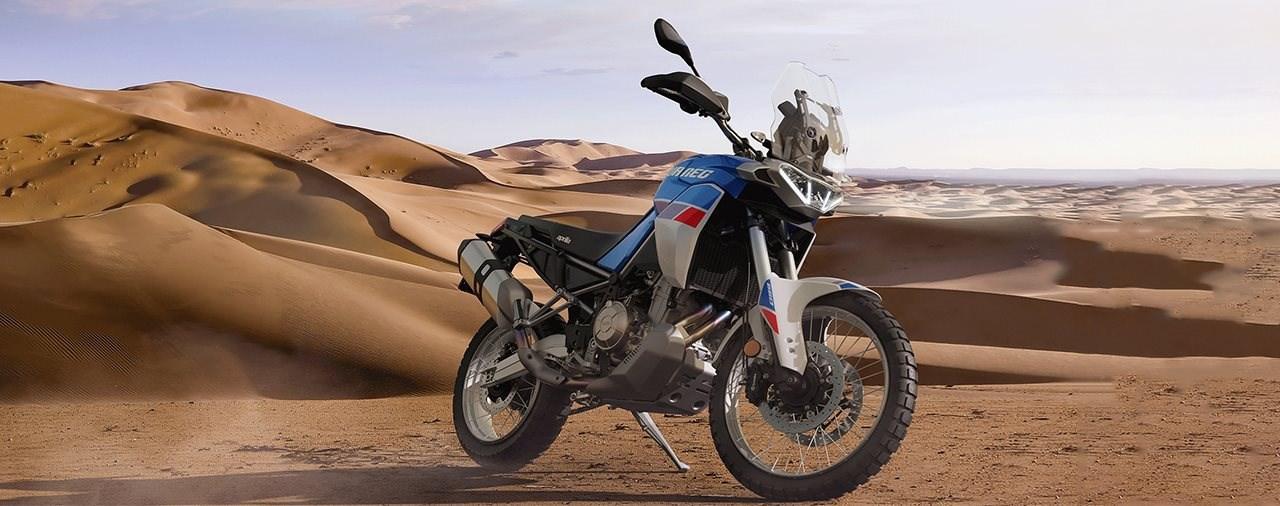 Aprilia Tuareg 660 2022 - Erste Bilder und Daten