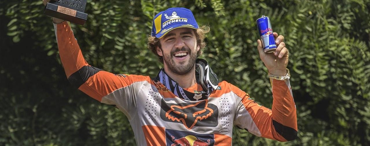 Manuel Lettenbichler gewinnt Red Bull Romaniacs 2021