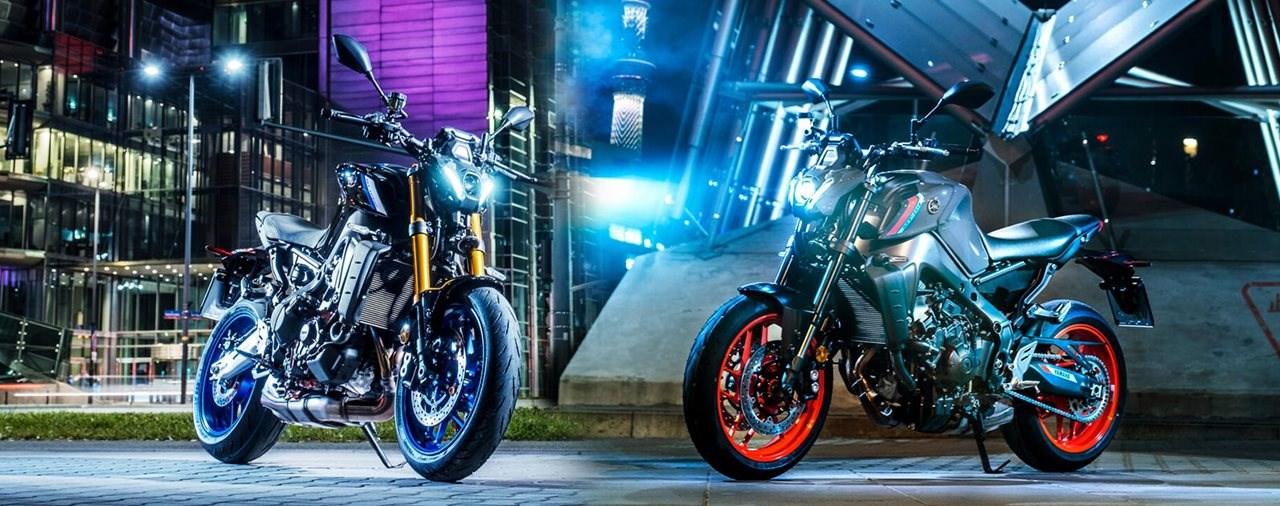 Yamaha MT-09 vs. MT-09 SP Vergleich 2021