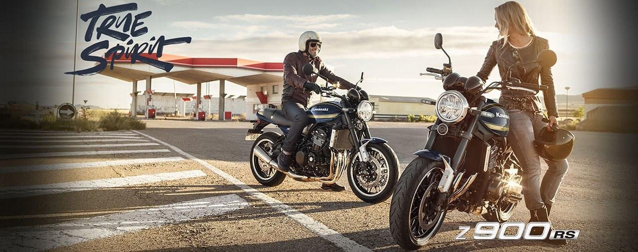 Neue Lackierung für die Kawasaki Z900RS 2022