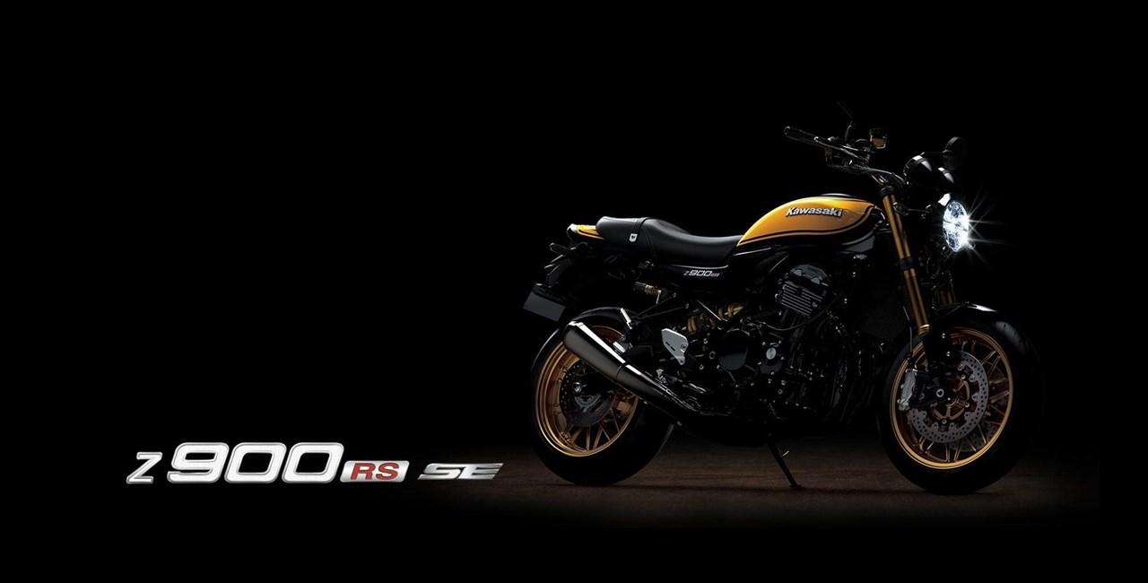 Kawasaki Z900RS 2022 - Neue SE am Start