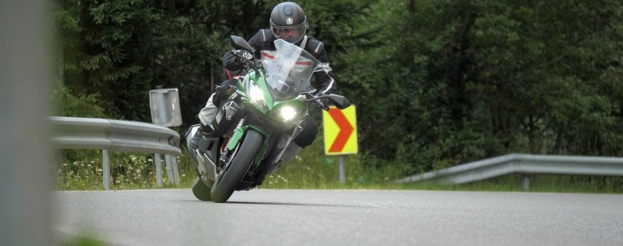 Kawasaki Ninja 1000SX 2021 im Reisetest