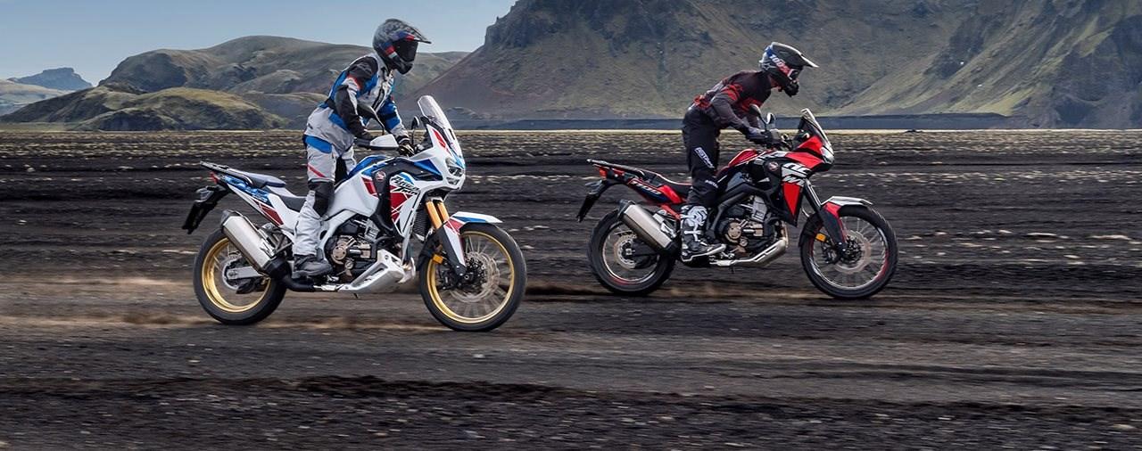 Neue Honda Africa Twin und AT Adventure Sports 2022
