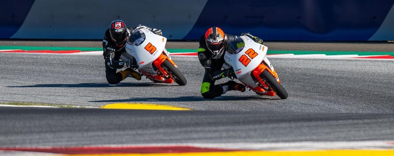 KTM RC4 R Fahrbericht - Austrian Junior Cup 2021