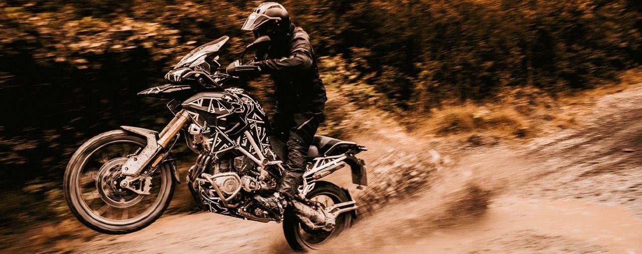 Der große Tiger kommt zurück! - Triumph Tiger 1200 2022