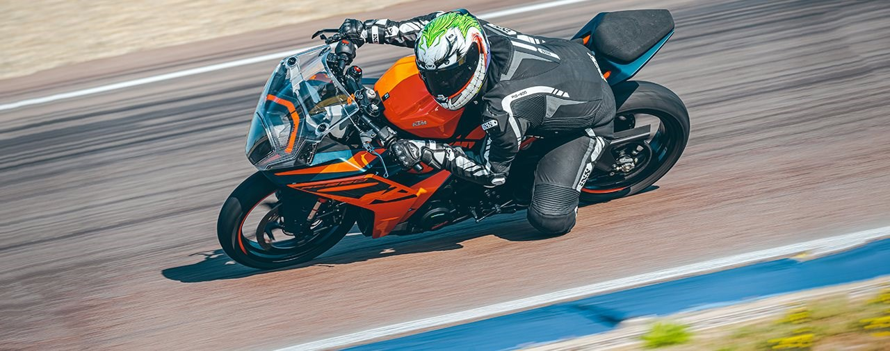 KTM RC 390 Test 2022