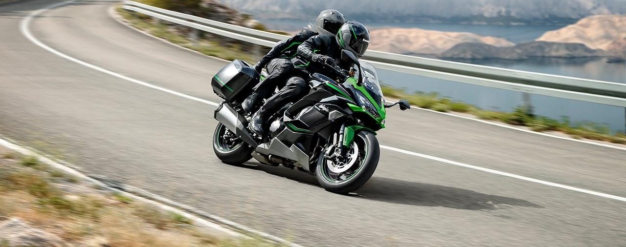 Kawasaki Ninja 1000SX Designs und Farben 2022