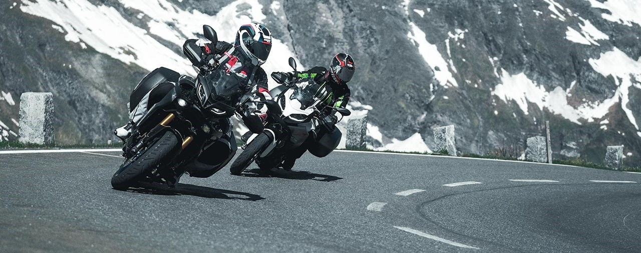 Road Trip 78 Motorradverleih im Ötztal
