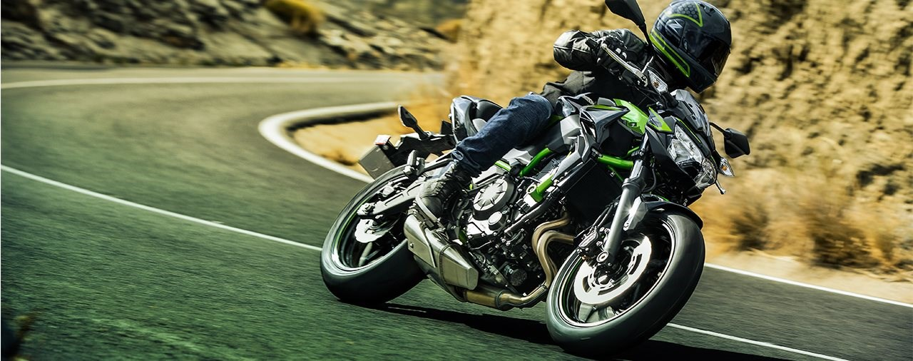 Kawasaki Z650 neue Farben 2022