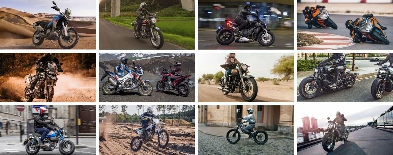 Motorrad Neuheiten 2022 im Überblick