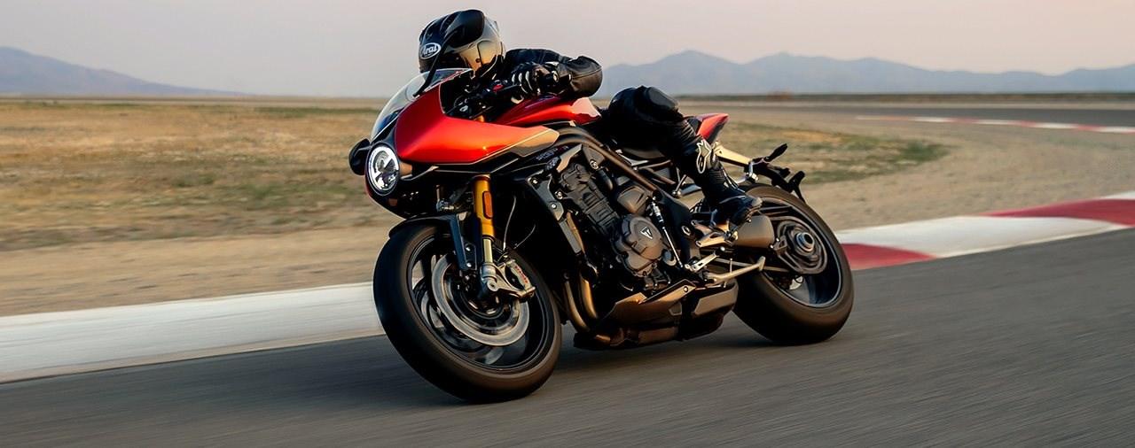 Triumph Speed Triple 1200 RR 2022