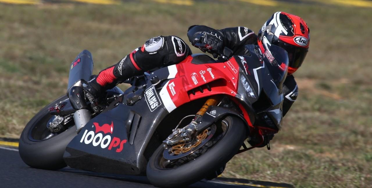 Honda Fireblade SC82 Superbike