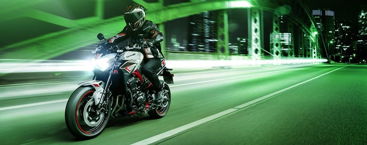 Kawasaki Z900 Farben 2022