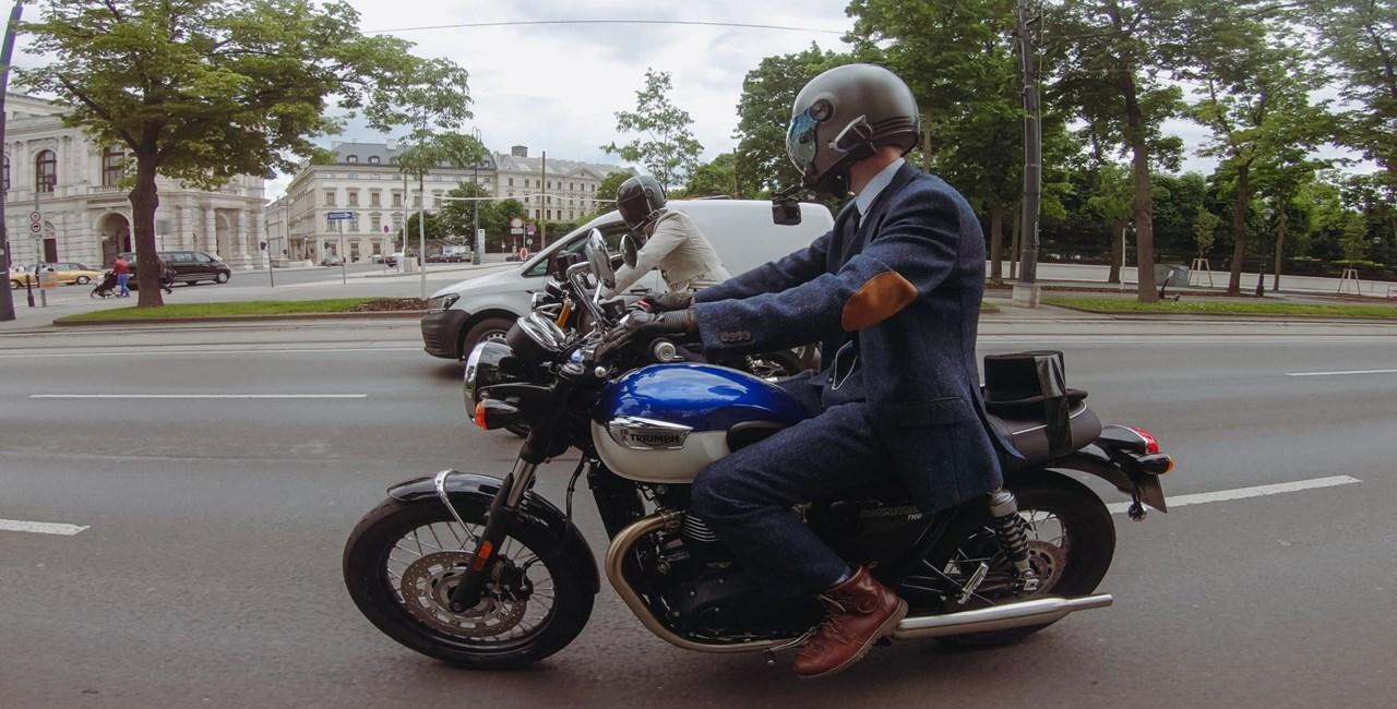 A true Gentleman! - Test der Triumph Bonneville T100 2021