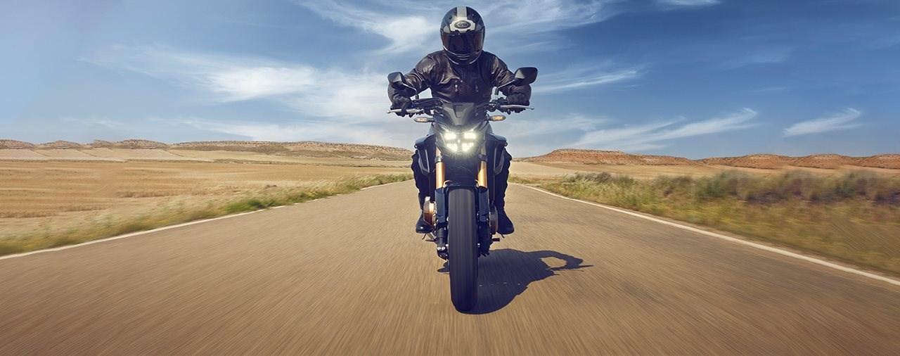 Honda CB500F 2022 Test